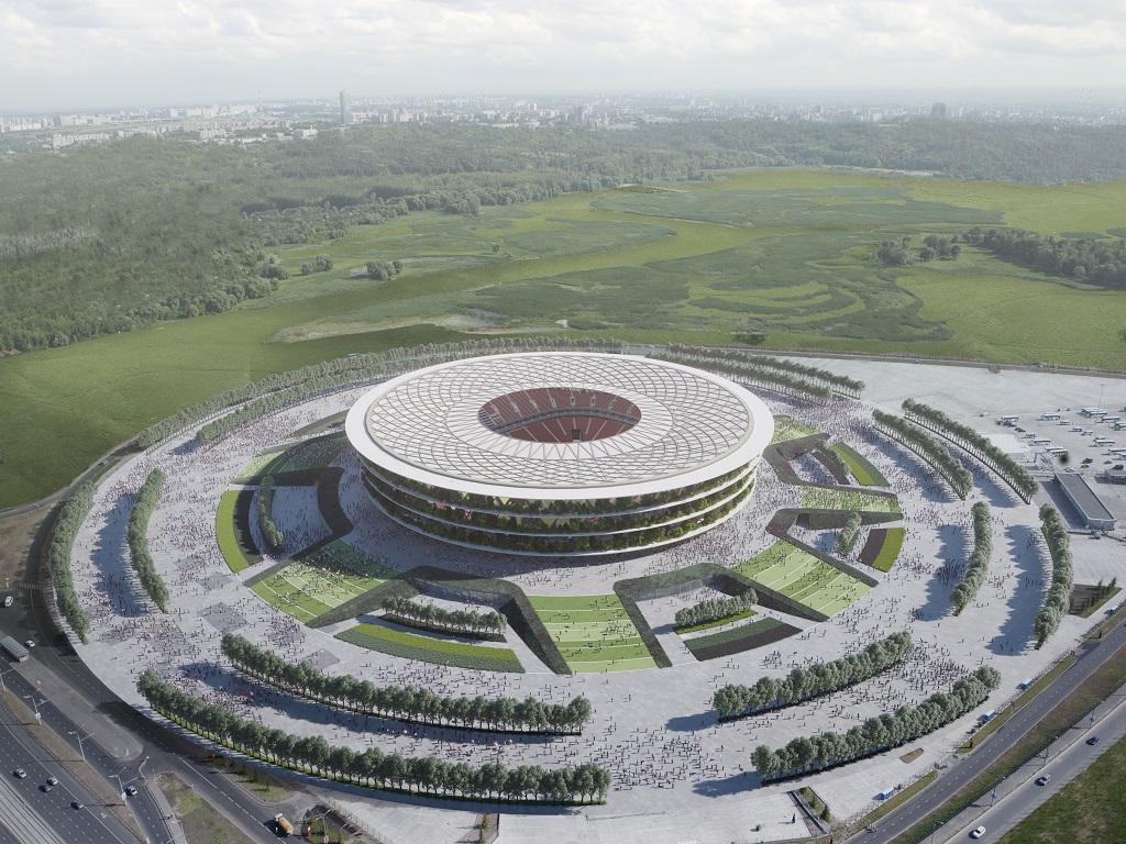 Nacionalni stadion Srbije 7