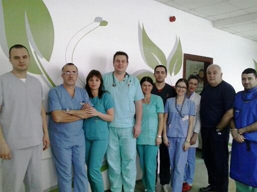 Deset godina rada angiosale u Opstoj bolnici Valjevo